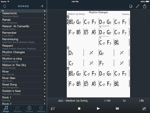 iPad full app